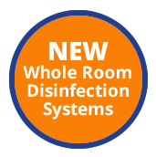 NEW Whole Room Disinfection Systems